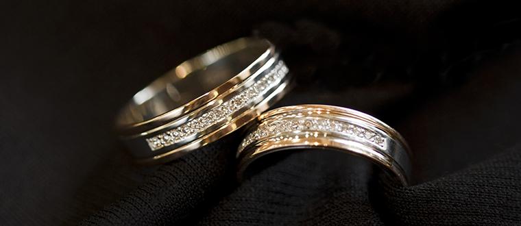 Обручальные кольца от мастерской