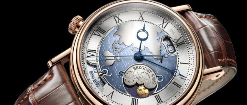 Ремонт часов Breguet