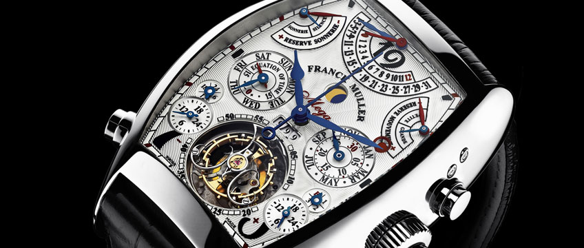 Ремонт часов Franck Muller