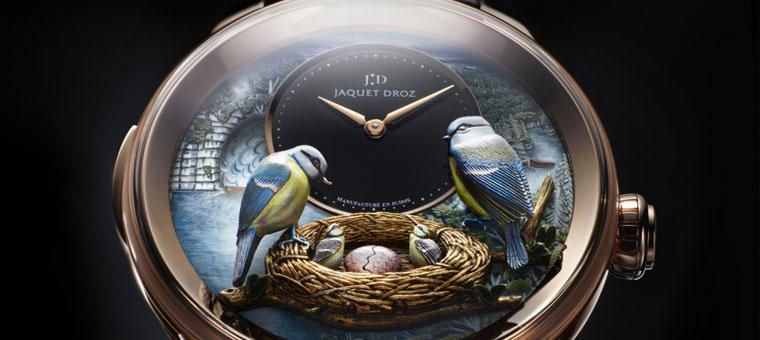 Ремонт часов Jaquet Droz