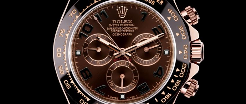 Ремонт часов Rolex